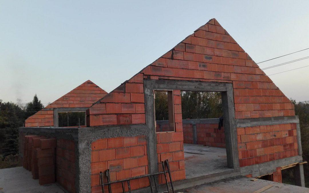 Rydułtowy – ściany poddasza